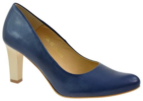 Clasicco 544 mėlyni bateliai
